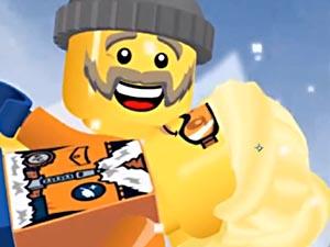 Lego City Movie Mixer